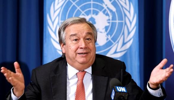 António Guterres se perfila como próximo secretario general de la ONU