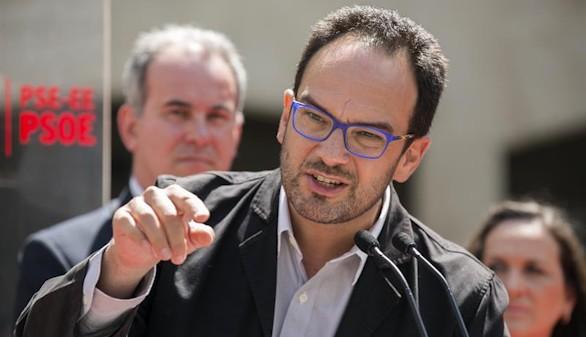 El PSOE descarta su abstención para dejar que gobierne Rajoy