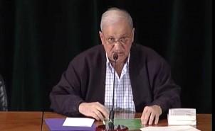 Presentado el libro de Antonio Domímguez Rey 'Nunca Nada Siempre'