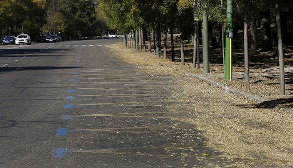 El límite de velocidad y el aparcamiento funcionan con las multas