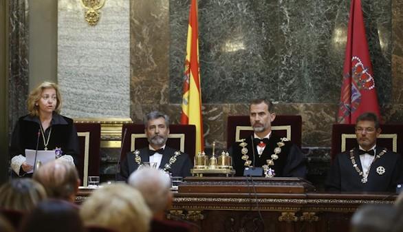 Madrigal advierte de que usará la vía penal contra el secesionismo catalán