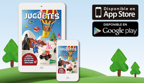 fdc904176b1c El Corte Inglés lanza una app para ver el catálogo de juguetes de ...