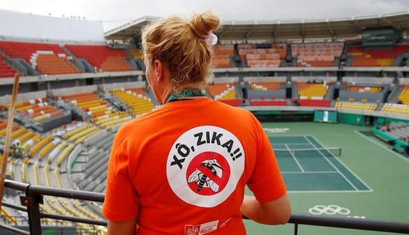 Una aplicación alertará de síntomas de enfermedades tropicales en deportistas