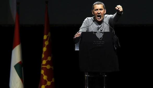 Otegi sale de la cárcel para liderar Bildu en las próximas elecciones