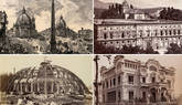 Fotografía del siglo XIX y arquitectura de la memoria