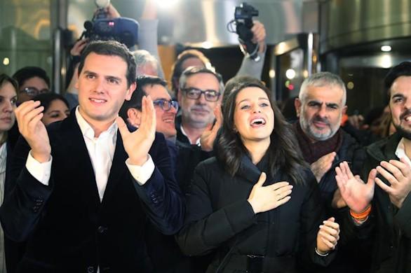 Así le hemos contado la jornada electoral catalana y la victoria de Arrimadas
