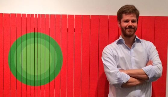 El artista Luis Agulló expone en la Galería Kreisler de Madrid