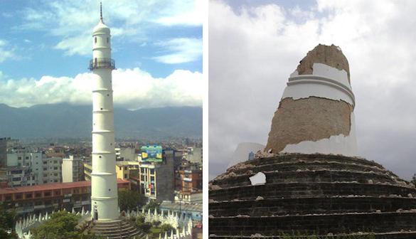 El terremoto de Nepal se lleva un valioso patrimonio cultural y arquitectónico