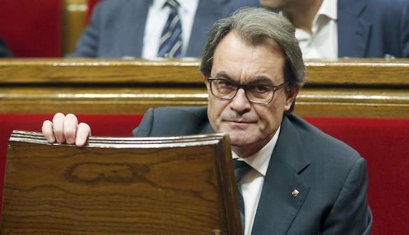 Artur Mas cae derrotado ante la negativa de la CUP a su investidura