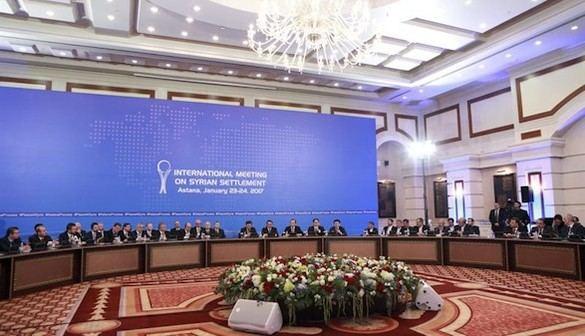 Arranca con pesimismo la cumbre de Astaná sobre Siria