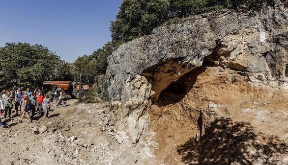 Un nuevo yacimiento sugiere que Atapuerca tiene 1'5 millones de años de antigüedad