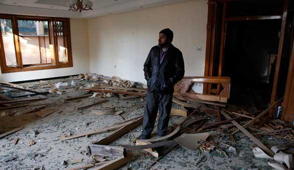 Los talibán niegan que la embajada española fuera su objetivo