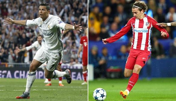 Real Madrid y Atlético, entre los cuatro mejores equipos de Europa
