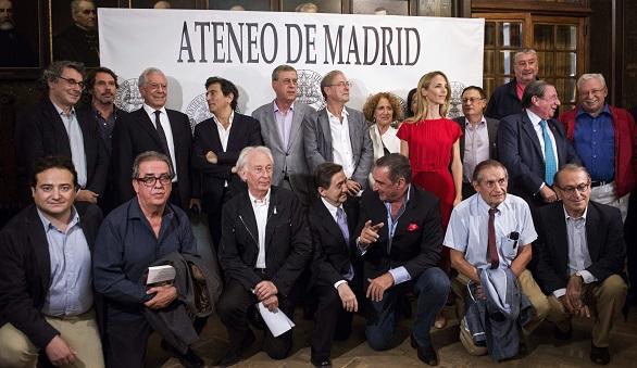 Vargas Llosa: 'Sería una catástrofe que Cataluña pasara a ser un país gobernado por mediocridades anárquicas'