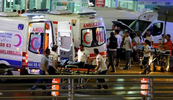 Turquía detiene a 13 personas relacionadas con el atentado