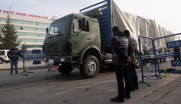 Nuevo atentado en Turquía contra un convoy militar