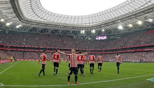 El Athletic remonta y acaba con su mala racha en los derbis  3-2