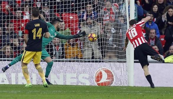 Athletic y Atlético firman tablas en San Mamés |2-2