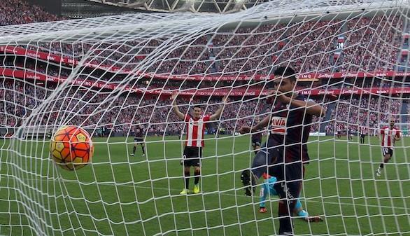El Athletic golea al Eibar en la sesión matinal |5-2
