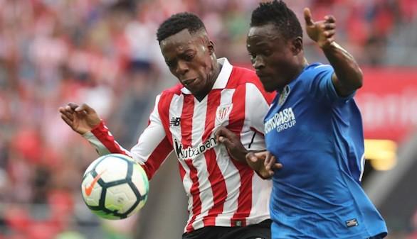 Muniain lidera a un Athletic que no pudo derribar al Getafe |0-0