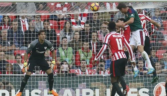 Athletic y Osasuna firman unas tablas justas  1-1