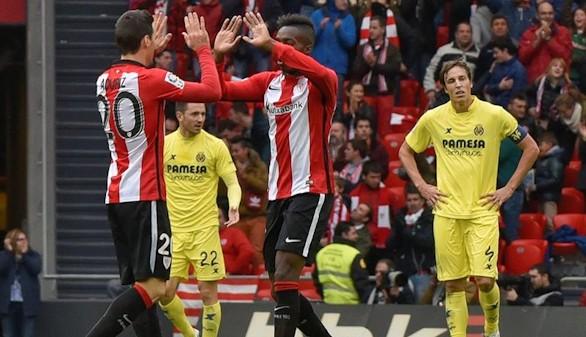 El Athletic tira de épica para remontar al Villarreal |3-2