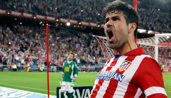 El Atlético recupera a Diego Costa por 62 millones de euros