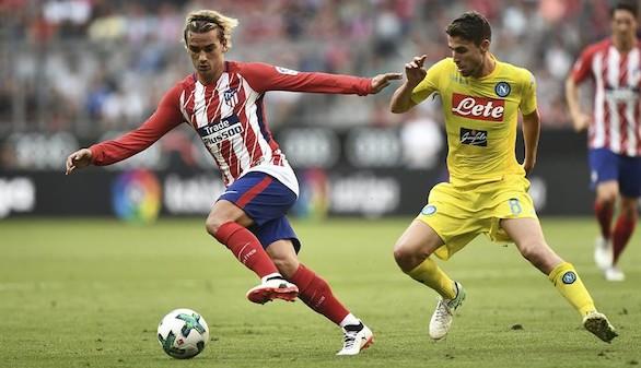 Oblak, Torres y Vietto remontan al Nápoles |2-1