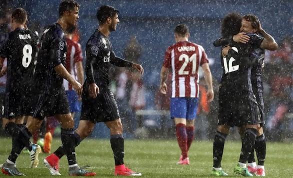 El Madrid, de nuevo finalista de la Champions tras un vibrante partido