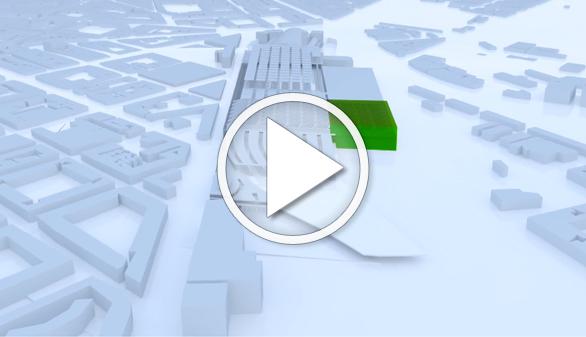 La nueva estación de Atocha duplicará su capacidad y será 18 metros más profunda
