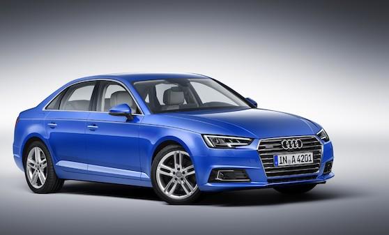 Audi A4 2015, ligeros cambios por fuera, transformación por dentro