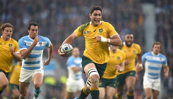Australia acaba con el sueño de los Pumas y accede a su cuarta final