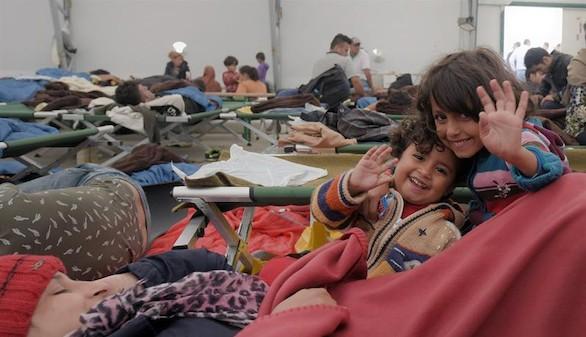Alemania y Austria dan luz verde a la llegada de refugiados