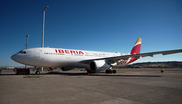 Iberia, reconocida por su difusión de España en todo el mundo