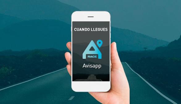 Avisapp, la app del RACE que avisa a tu familia después de un viaje