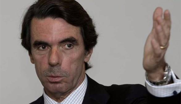 Aznar pide un rearme moral para combatir el terrorismo