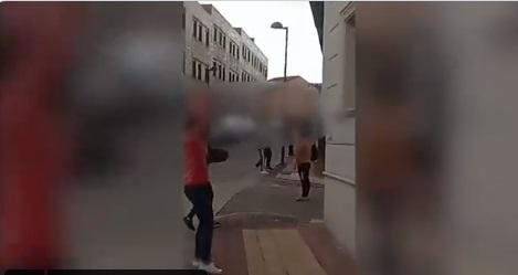 Denunciadas por salir a la calle a bailar zumba en grupo