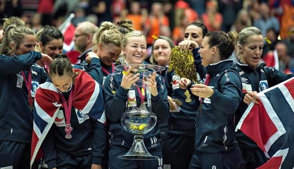 Las 'guerreras' obtienen plaza en Río gracias al triunfo de Noruega