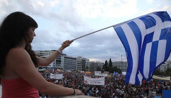 Hollande y las Bolsas apuestan por un acuerdo para Grecia