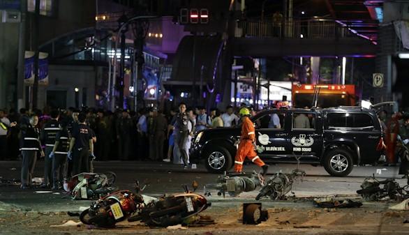 Detenido un segundo sospechoso por el atentado de Bangkok