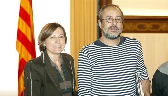 La CUP reitera que no investirá a Artur Mas presidente