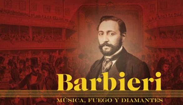 Exposición en la Biblioteca Nacional en homenaje al compositor Barbieri