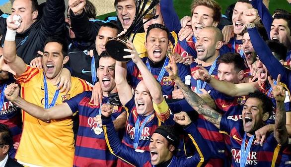 El Barcelona logra el quintuplete tras conquistar el Mundialito frente a River