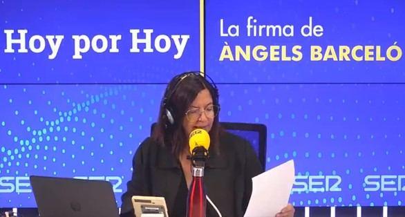 La perla machista de Ángels Barceló contra Isabel Díaz Ayuso