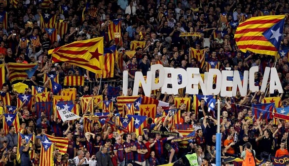 El Barcelona ataca a Javier Tebas: 'Sus palabras son inadmisibles'