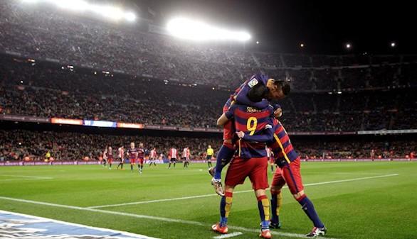 El Barcelona no tiene piedad de un Athletic que duró tres minutos |6-0