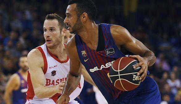El Barcelona se lleva el triunfo en el partido inaugural de la ACB