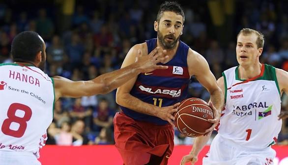 El Barcelona arrolla al Baskonia mediante la defensa