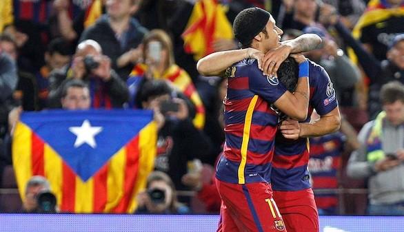 Cómodo triunfo y susto para el Barcelona ante el BATE   3-0