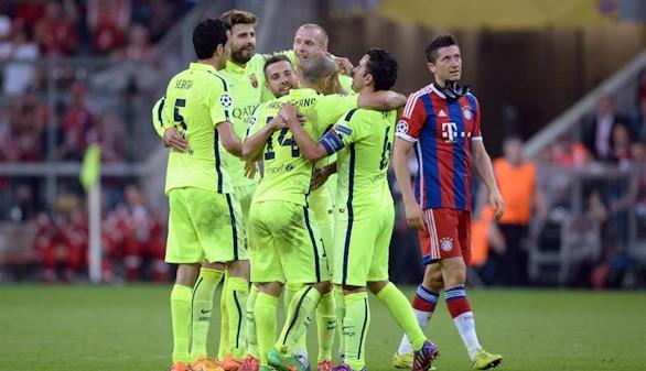 Neymar conduce al Barça a la final de Berlín y deja a Guardiola en blanco
